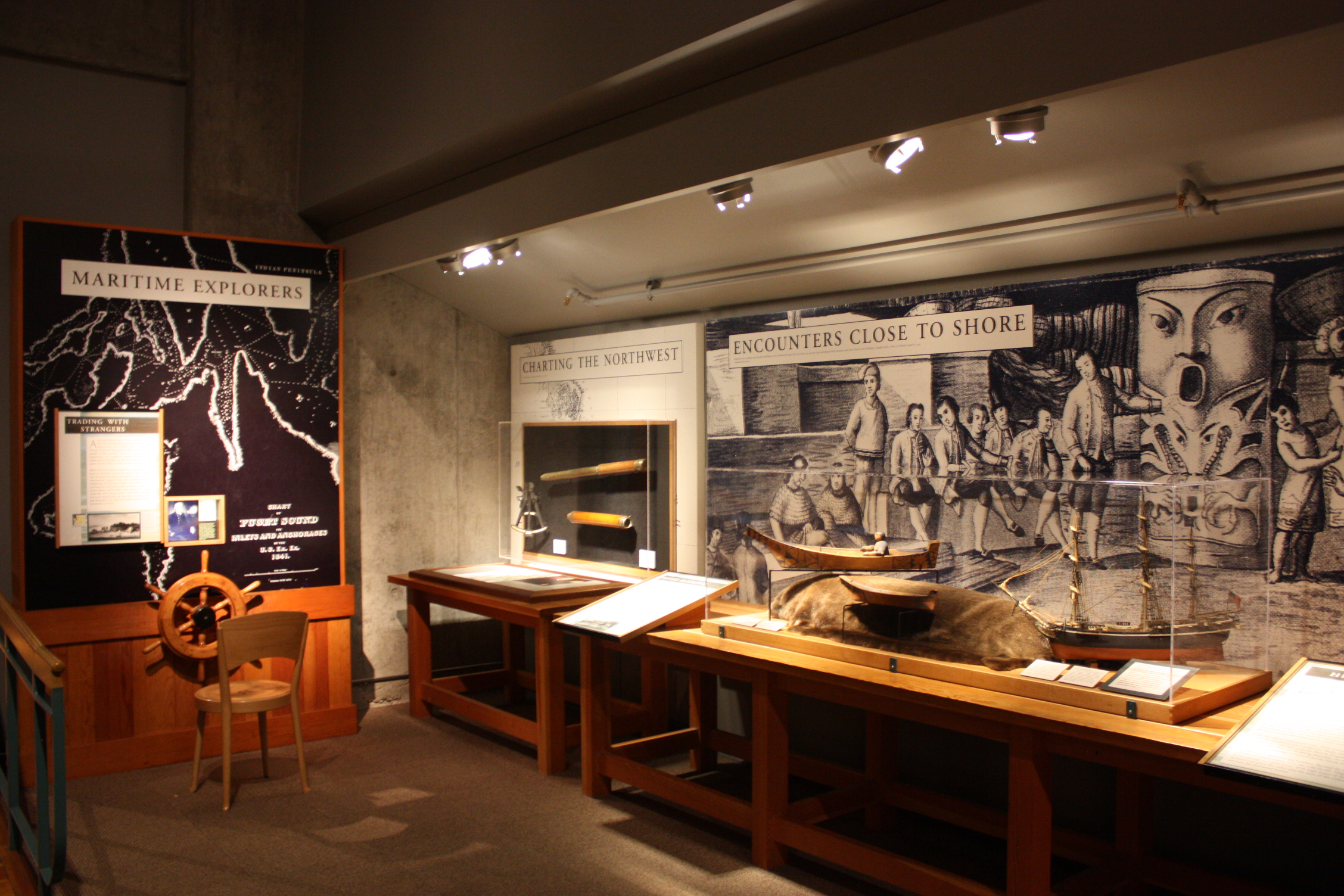 Washington State History Museum  Lets Go To The Museum