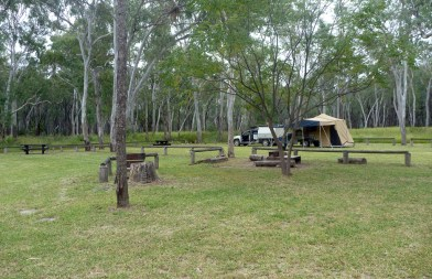 Camping-Area