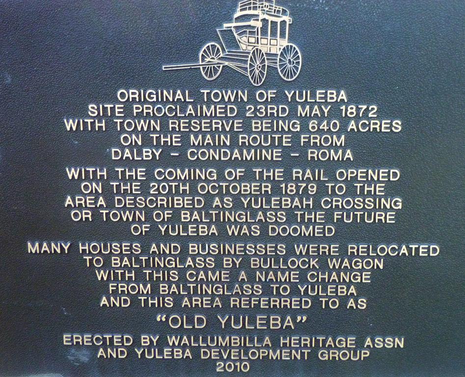 Old-Yuleba