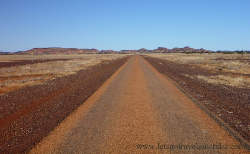 Winton-to-Boulia-road