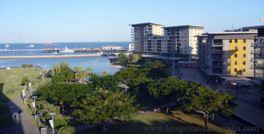 Darwin-Waterfront