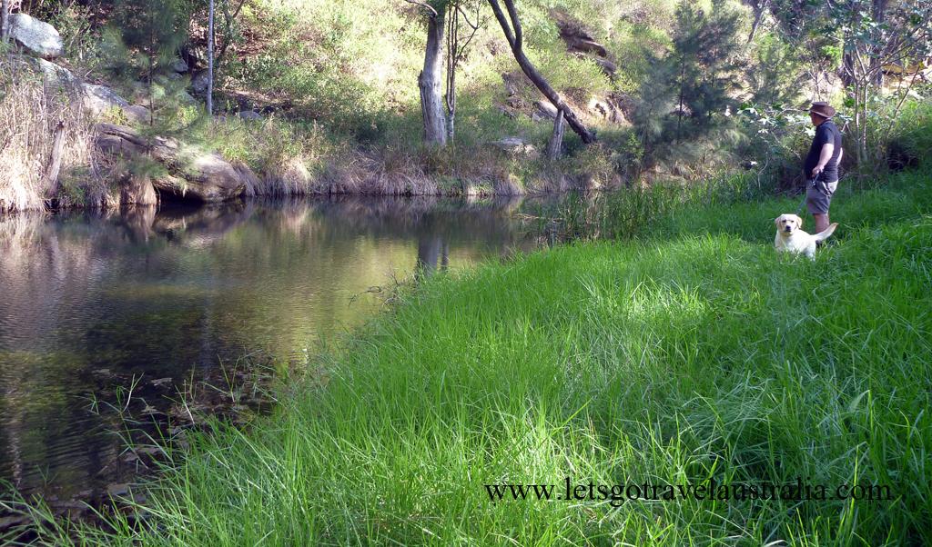 Q – Heifer Creek