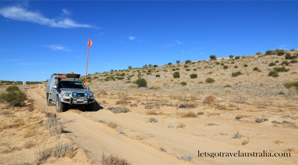 Simpson Desert – Warburton Track