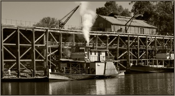 Old Echuca Port