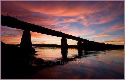 Sunrise -Bridge