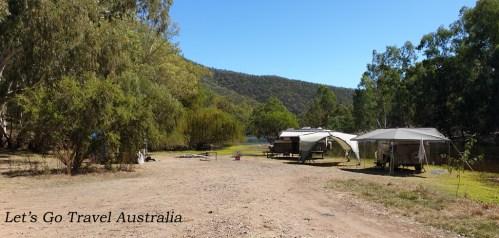 Bingara Camping area 2