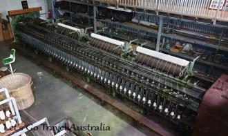 Nundle Woollen Mill Machinery 1