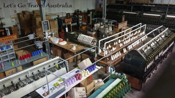 Nundle Woollen Mill Machinery