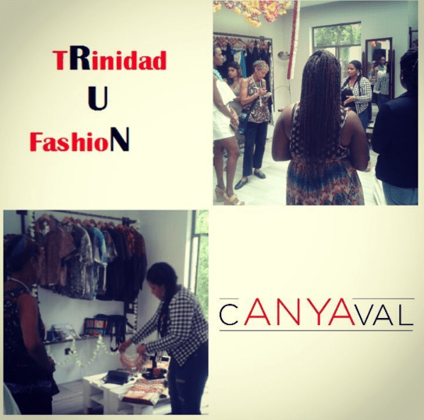 First Stop at Exhibit A featuring Canyaval for Shopping and Creative Talk