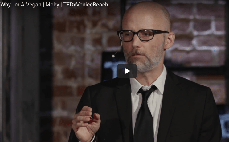 Why I'm Vegan by Moby