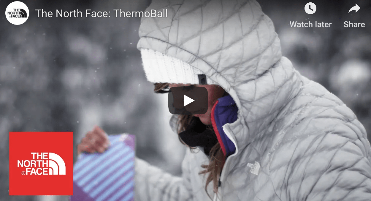 North Face release alternative to duck down feathers
