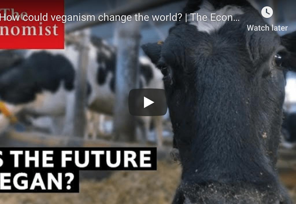Is the future vegan? The Economist