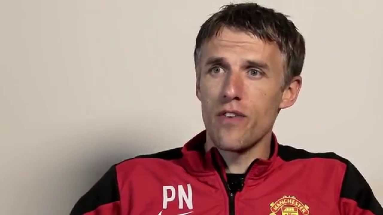 Phil Neville – ex Manchester United coach and professional player on Veganism