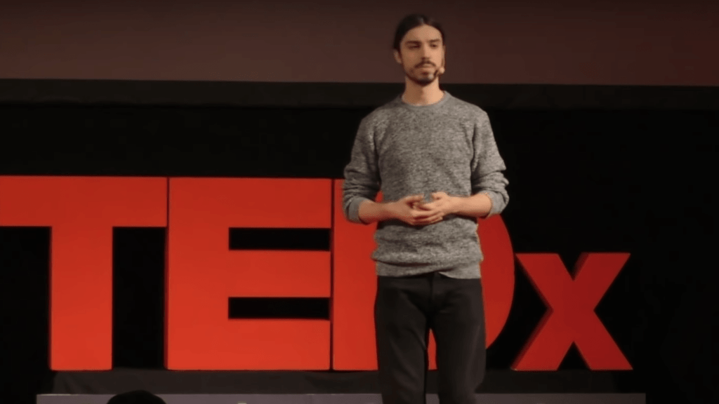 Earthling Ed's TEDx Talk now online