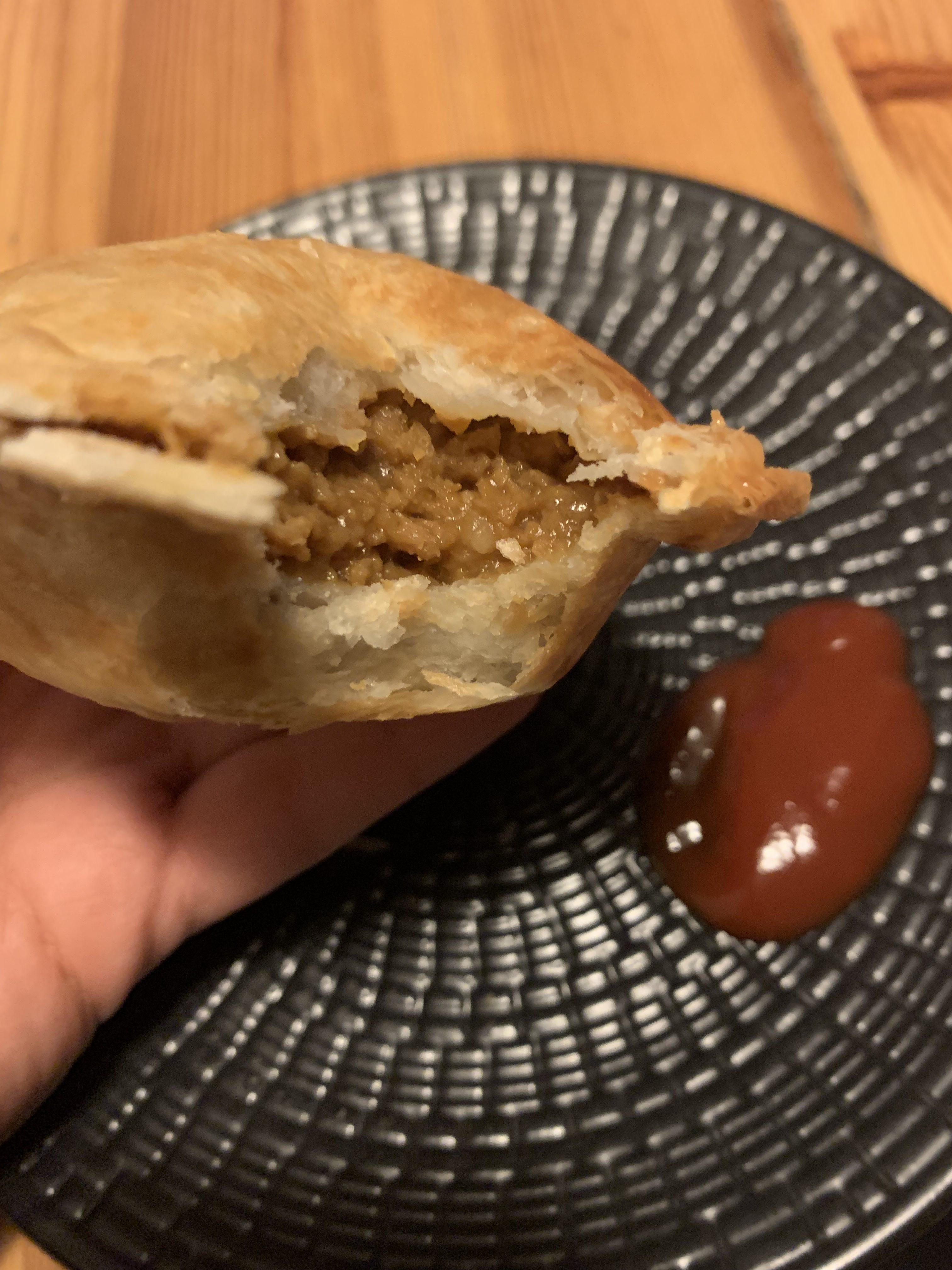 Classic Meat Pie