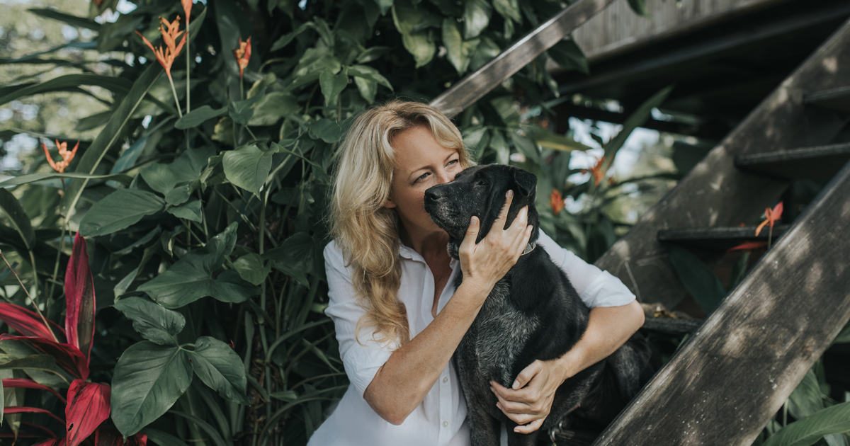 A Vegan Chat With Prue Barber from Mission Pawsible