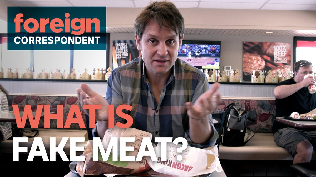 High Steaks on ABC's Foreign Correspondent