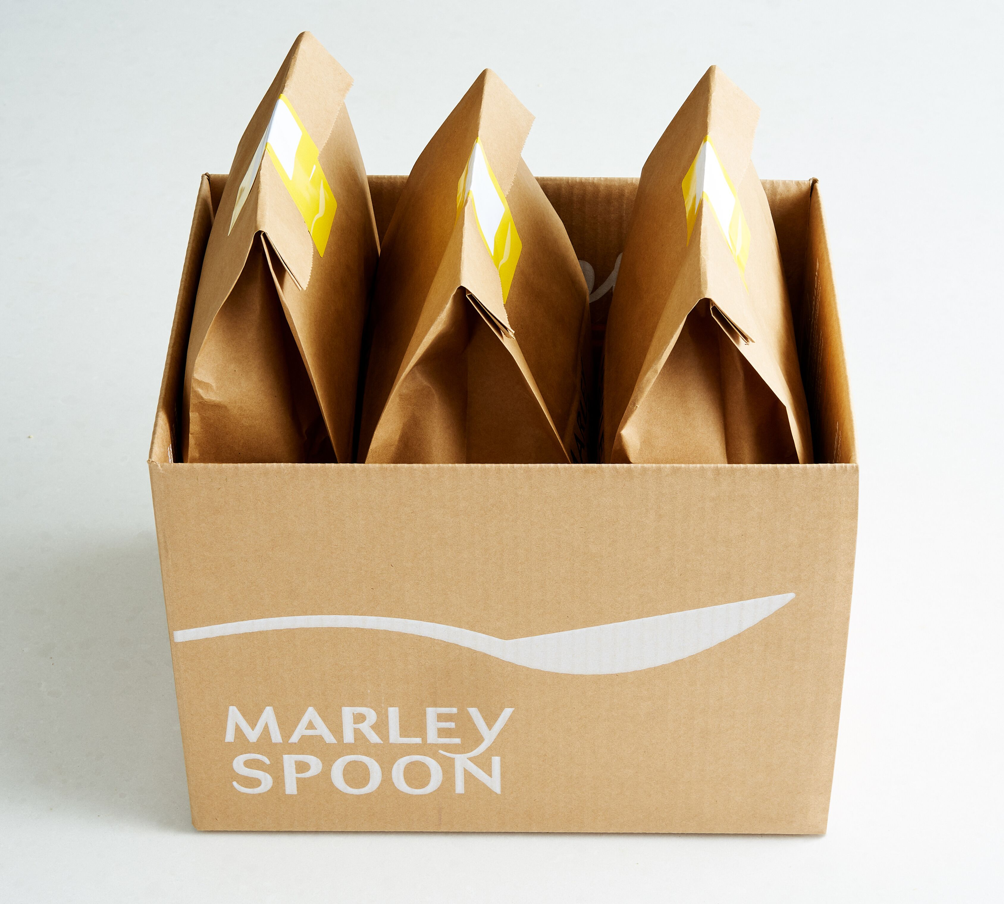 Marley Spoon release new vegan options across Australia