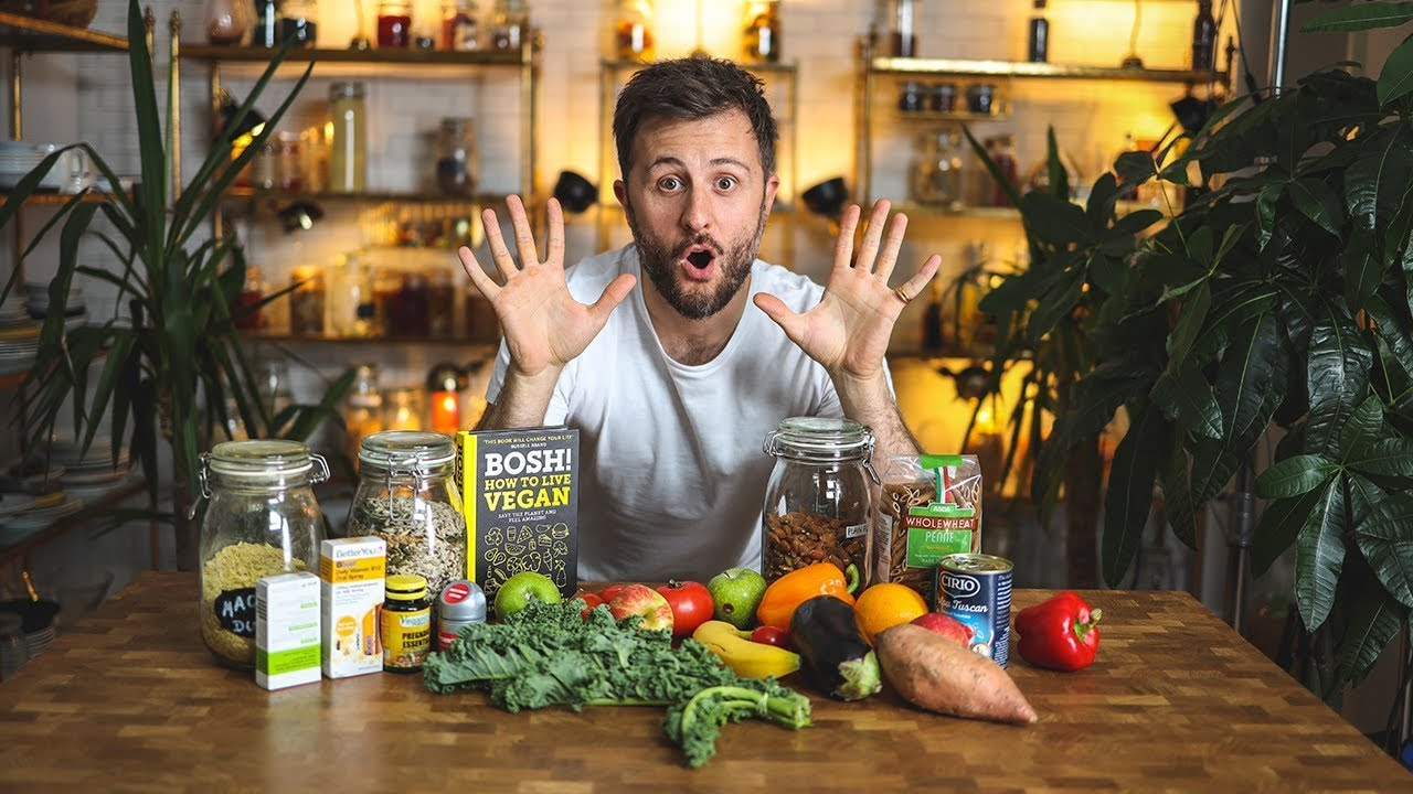 10 ways to stay HEALTHY as a VEGAN! 🌱 From the BOSH Boys