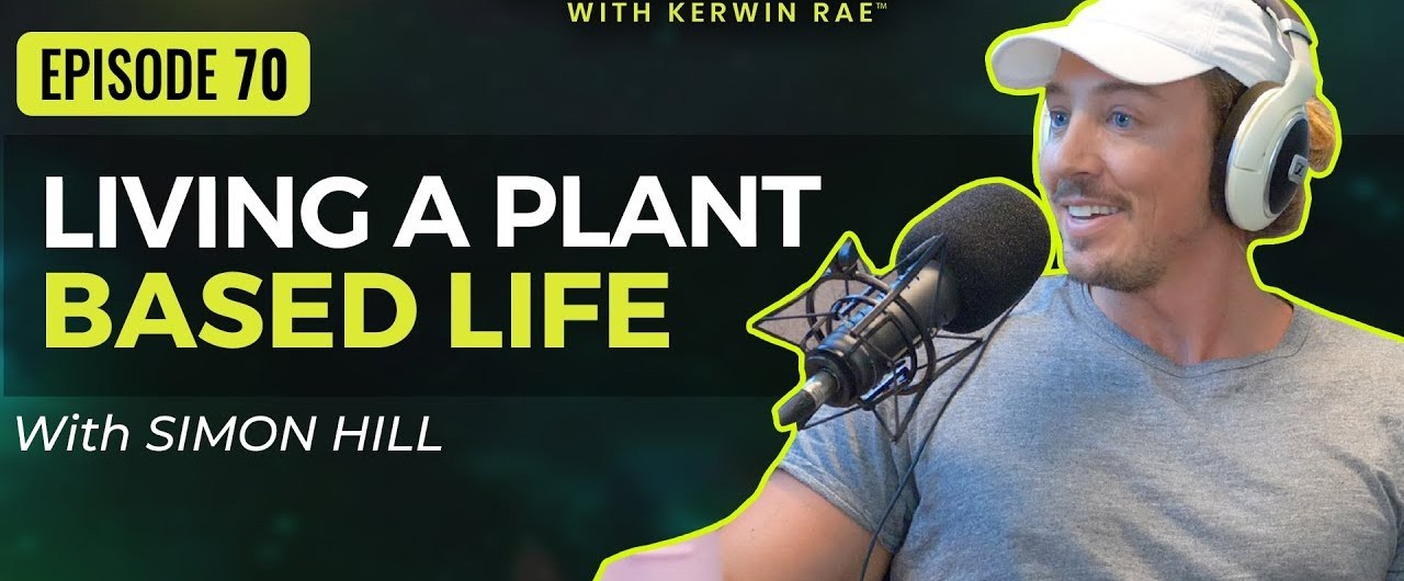 Simon Hill on Kerwin Rae's Podcast
