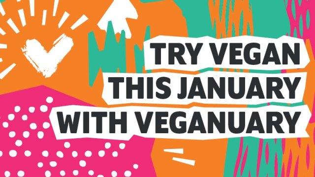 Veganuary Campaign 2020
