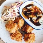 Spicy Fried Tofu 'Chicken'