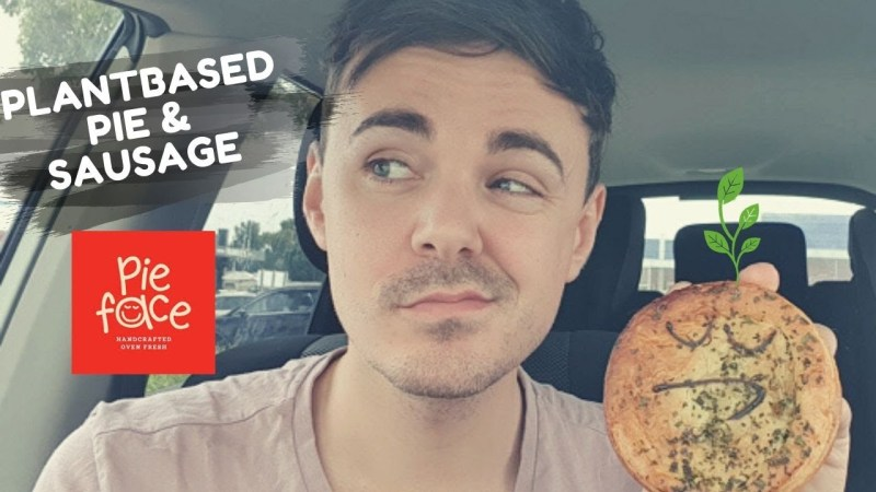 That Vegan Dad tries Pie Face's new range