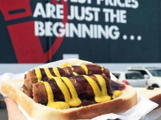 Bunnings to run first ever VEGAN sausage