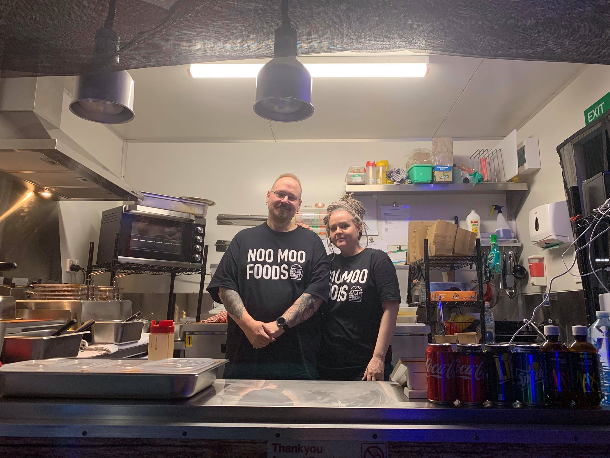 A vegan chat with Brad Anderson of NOO MOO Foods Melbourne