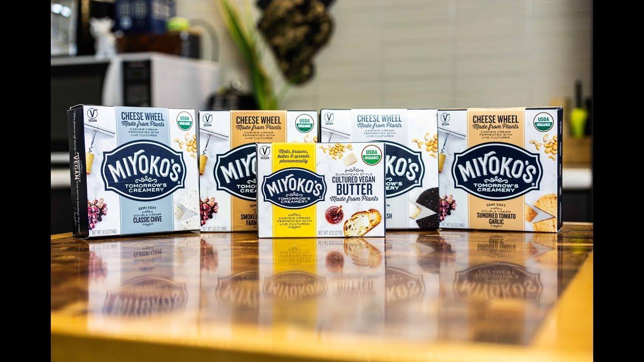 Will James reviews Miyoko's Vegan Cheese