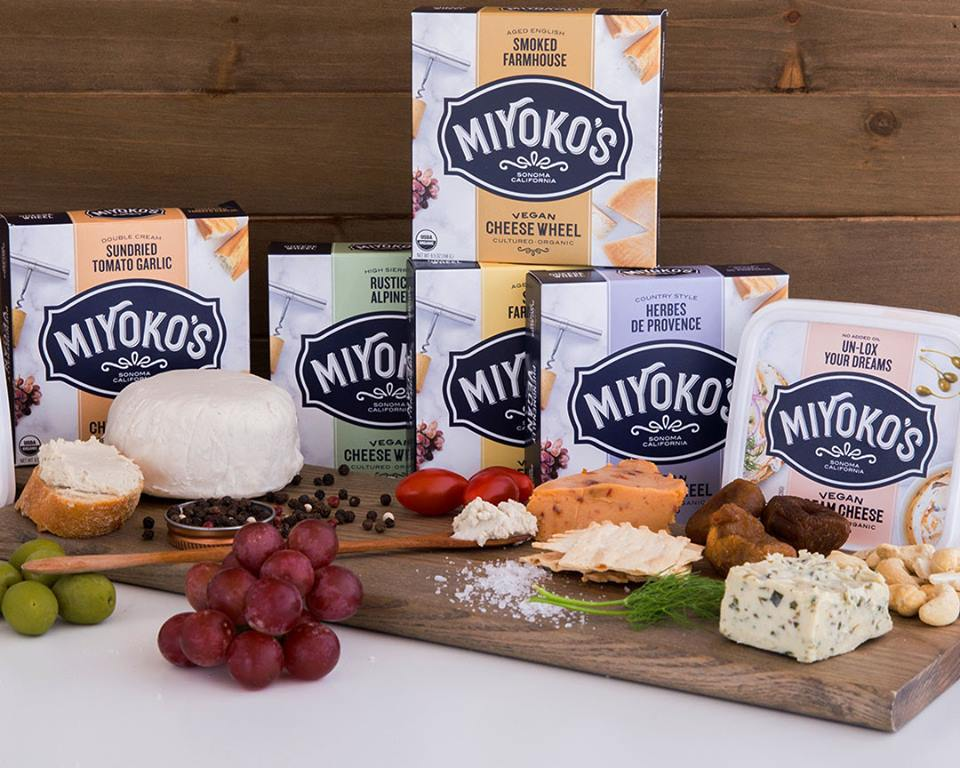 Vegan Cheese in Australian supermarkets