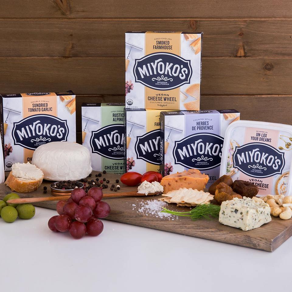Vegan Cheese in Australian supermarkets