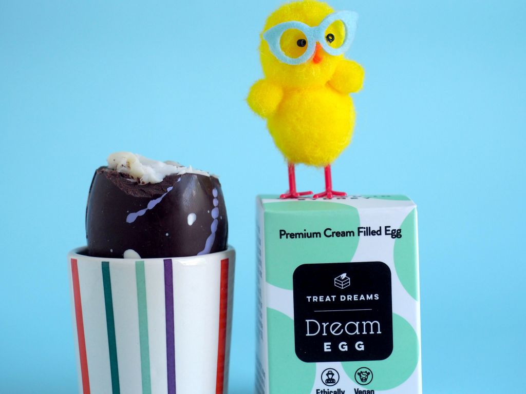 Treat Dreams Vegan Easter Eggs