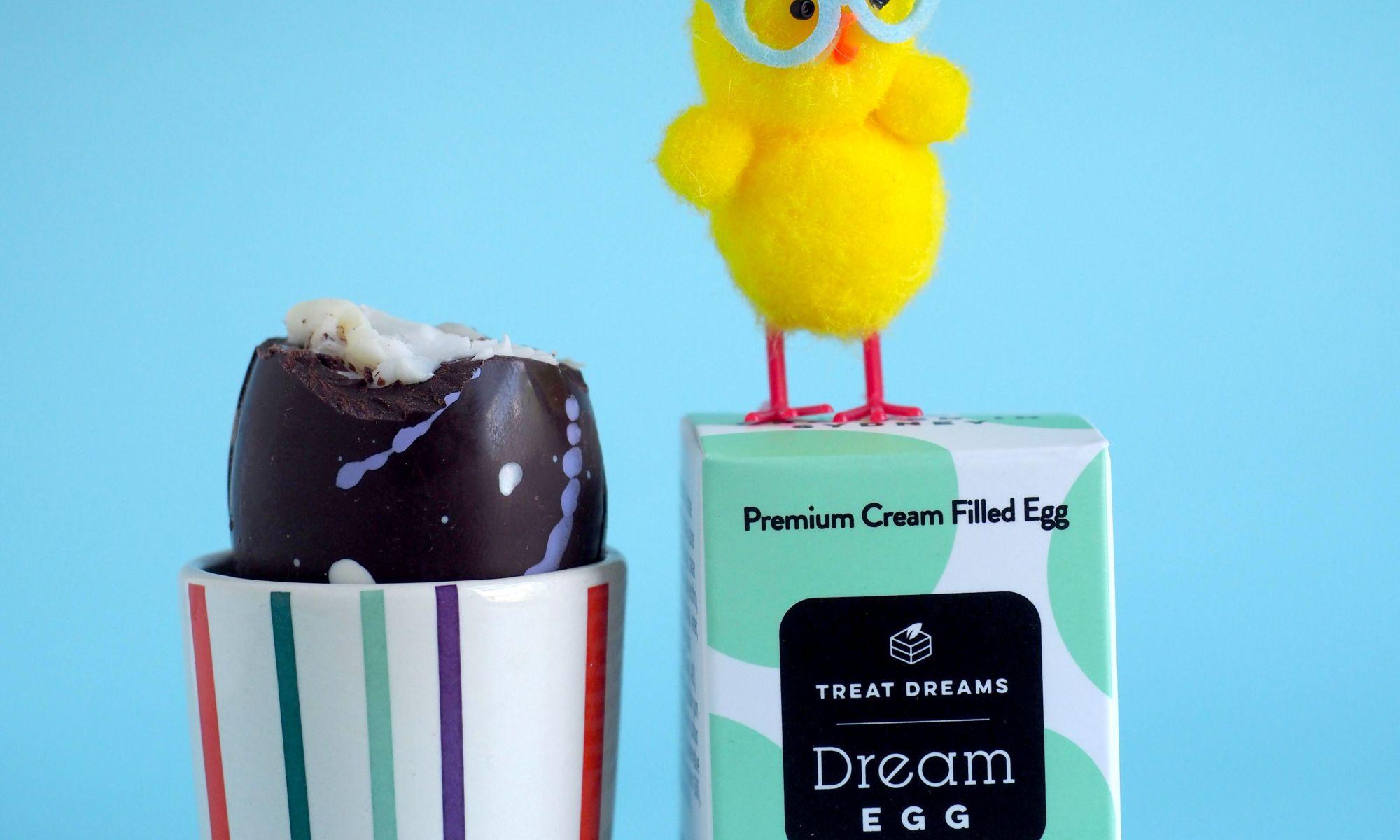 Treat Dreams Vegan Easter Eggs