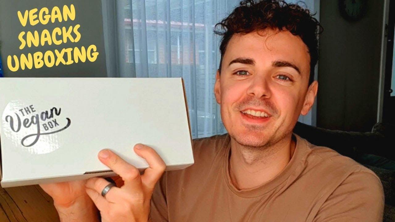 Jack Rock That Vegan Dad reviews The Vegan Box