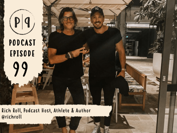 New Plant Proof podcast with super athlete Rich Roll