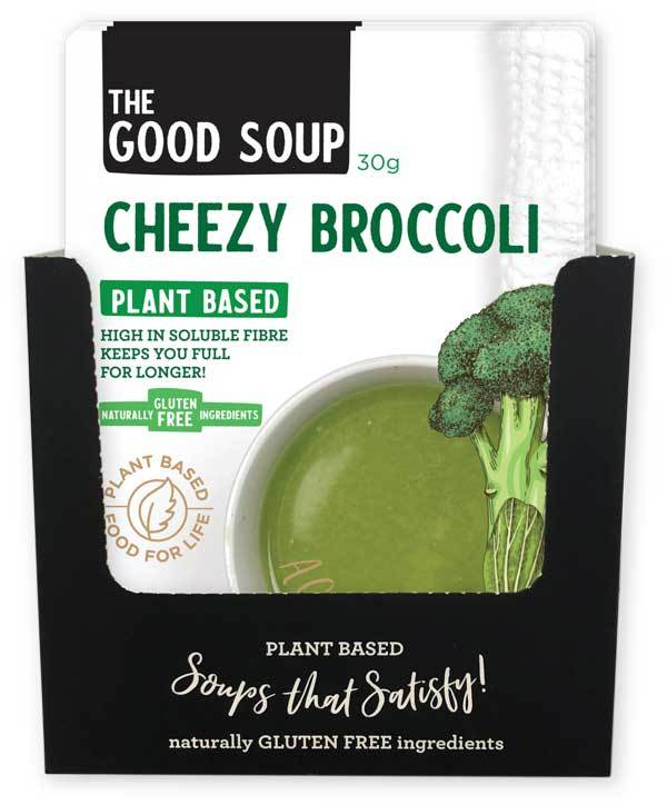 Plantasy Foods launch The Good Soup Range