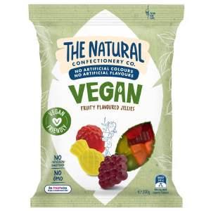 Natural Confectionary vegan range