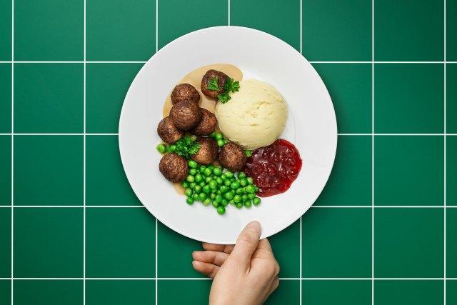 Ikea plant based meatball
