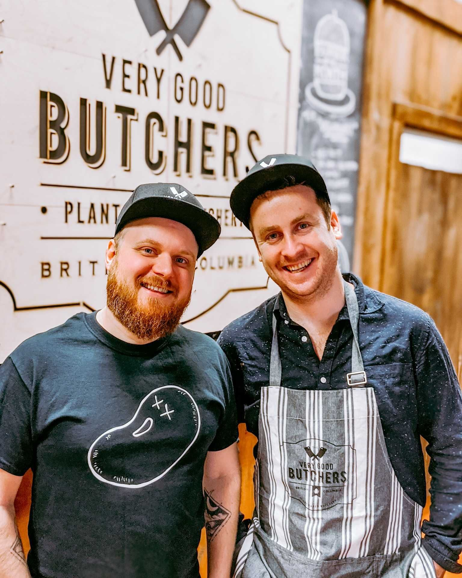 The Very Good Butchers team up with Pamela Anderson