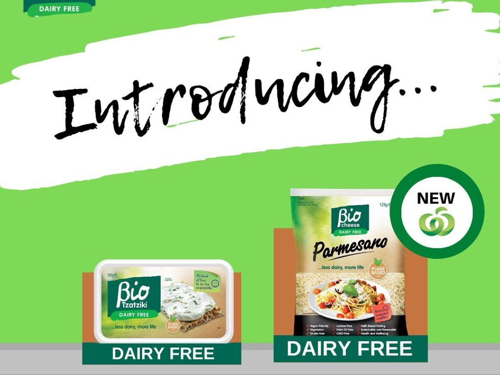 BioCheese drop even more products into Woolworths