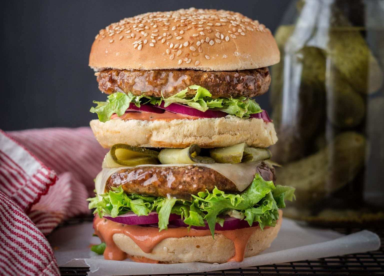 Big Macfry Burgers