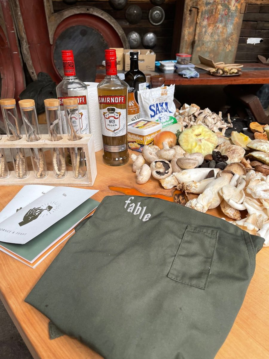 Fable Food Co Forage Experience