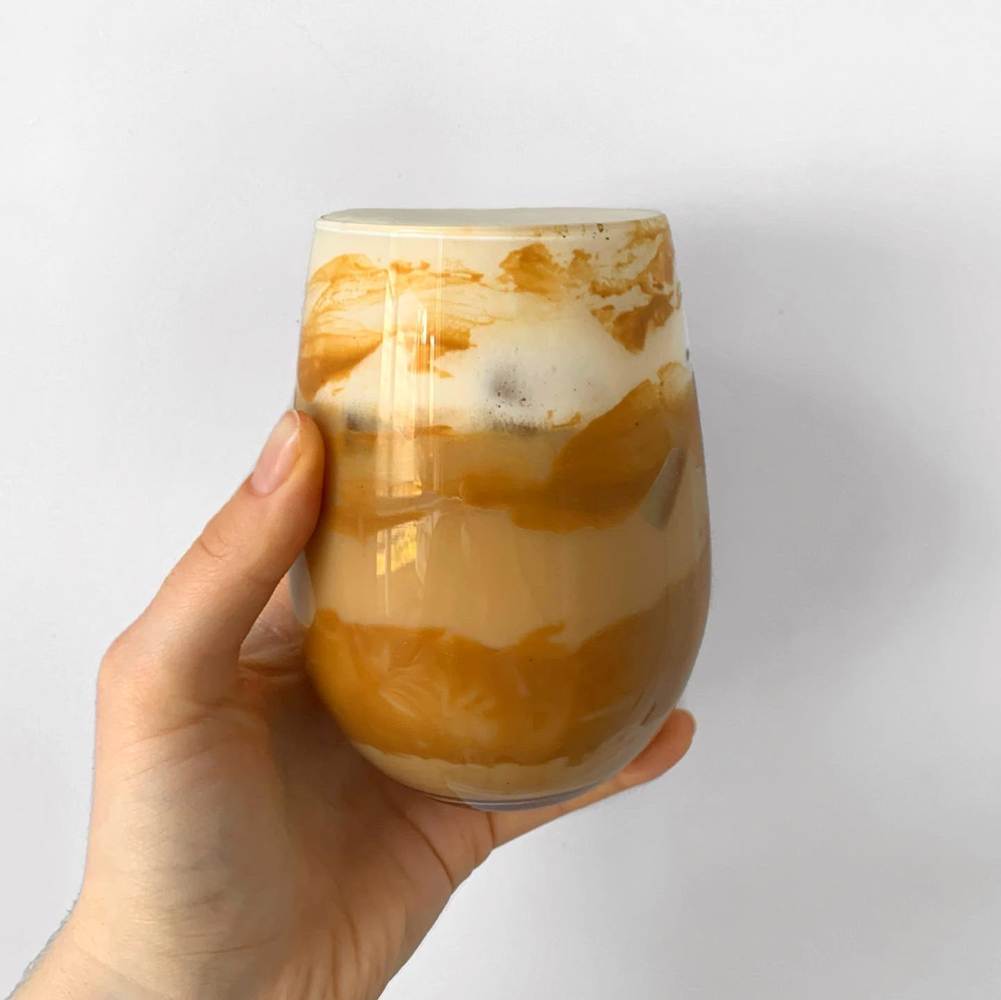 5 Epic Biscoff Iced Lattes