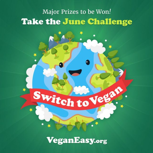 this years Vegan Easy Campaign