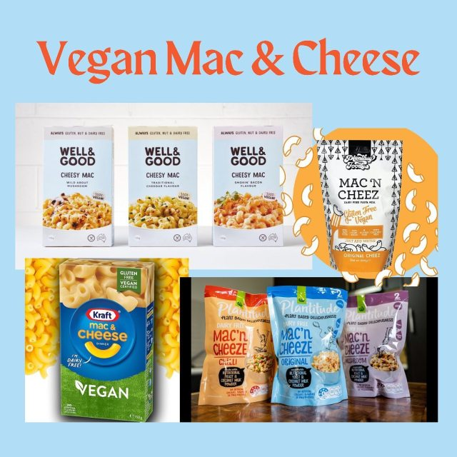 Vegan Lockdown Essentials List