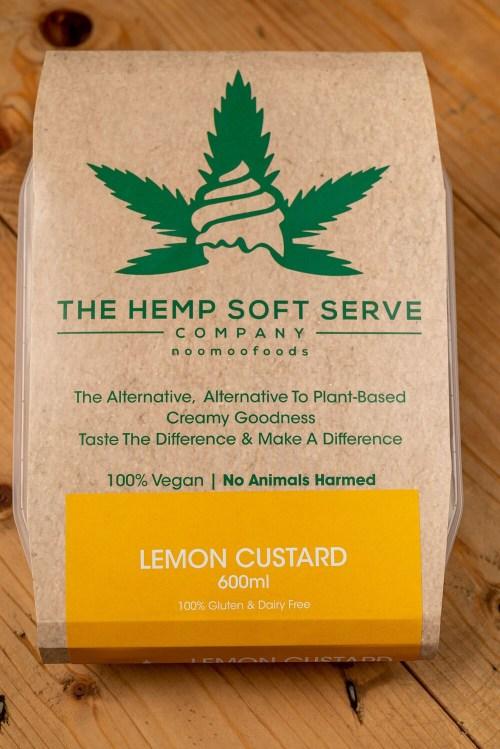 The Hemp Soft Serve Company