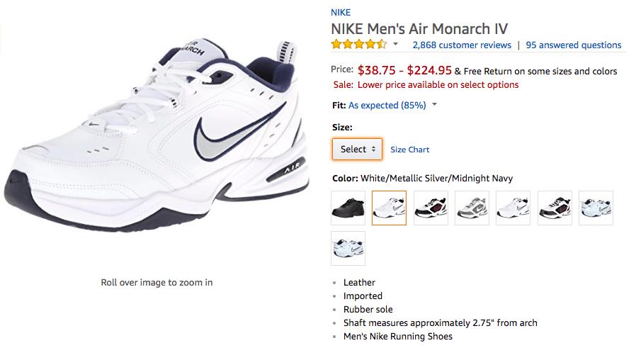 air monarch 38