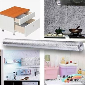 Alliminium foil With the artsy Home5