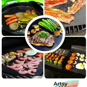 BBQ-grill-mat-with-Basting-Brush-1